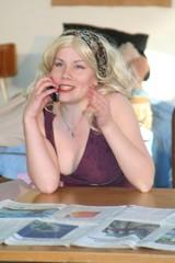 Kikka puhelimessa