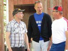 Raimo, Markku ja Reiska