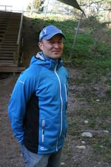 Ohjaaja ja kirjoittaja Markku Hyvönen