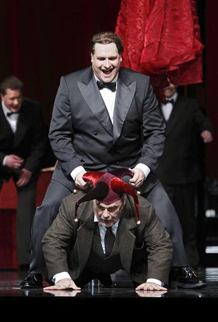 Rigoletto, Duca vuonna 2009
