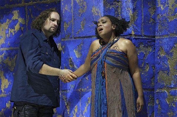 Aida, Radames vuonna 2010