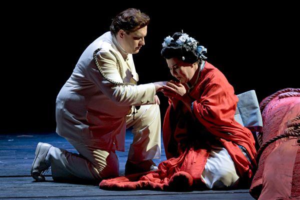 Madame Butterfly, Pinkerton vuonna 2008 (2003 ja 2010)