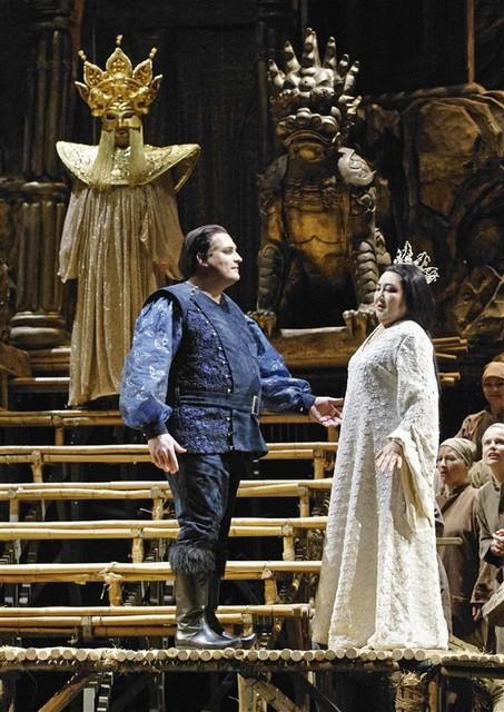 Turandot, Calaf 2004
