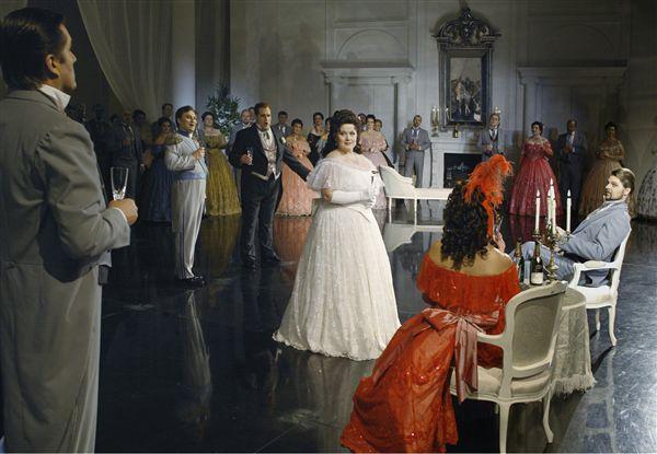 La Traviata, Alfredo, Suomen Kansallisooppera