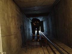 Laskeutuminen letkutornissa