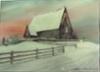 talviaamukirkolla