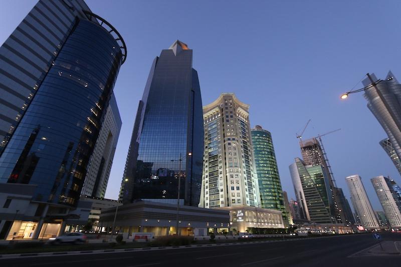 Qatarin Pääkaupunki