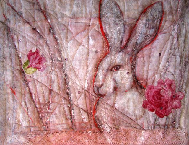White rabbit, 2011.