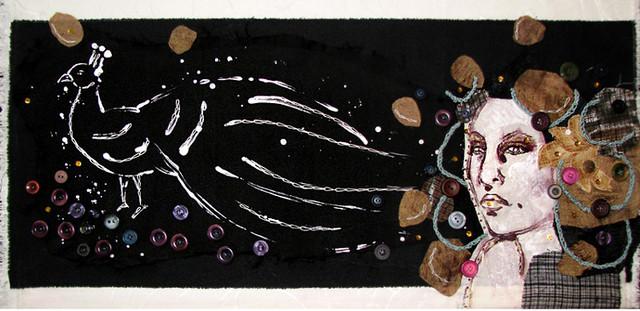 Black Peacock. 2010.