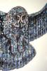 Lähikuva teoksesta Blue Owl