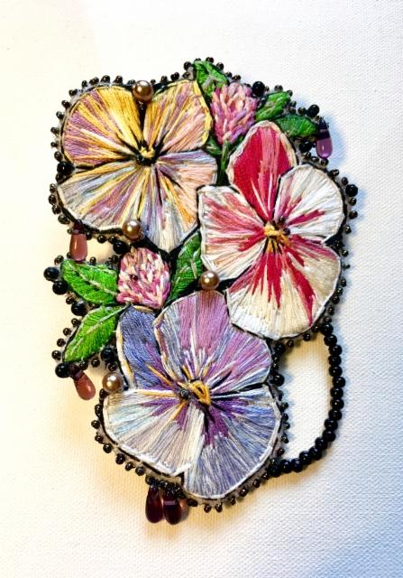 Kukkia talven keskelle, 2019.