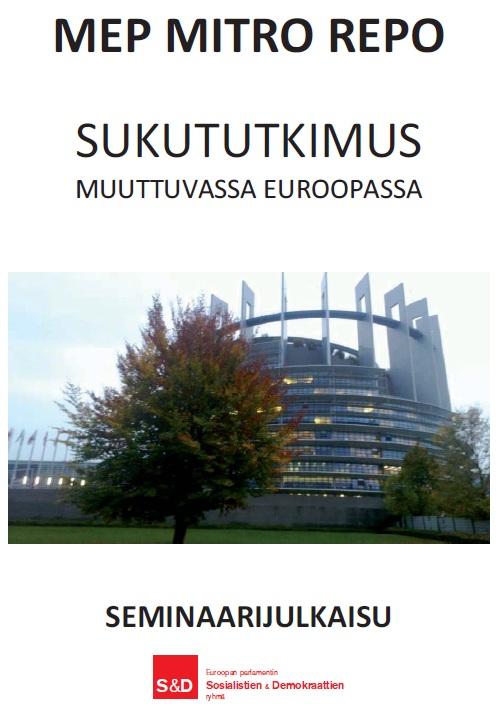 Mitro Repo --- Sukututkimus muuttuvassa Euroopassa