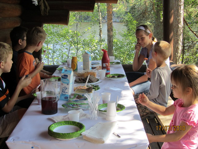Lastenpäivä 2010