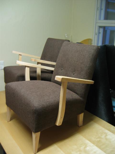 K-tuolit SN uusittuna, kangas Neo Connors by Orient-Occident