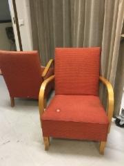 Askon K-tuoleja, alkuperäiskunto