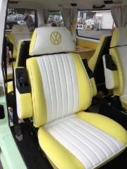 VW Transporter T3 etupenkki.