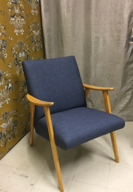 1960-luvun nojatuoli