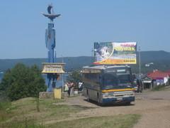baikalin rannalla ex pekolan bussi