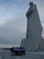 Alosha patsas Murmansk