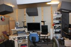 Studio alakerta /miksaus