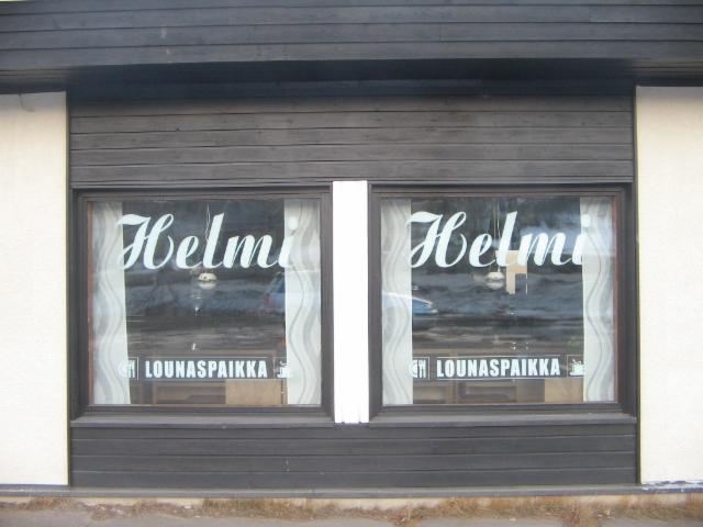 Ikkunateippaus Helmi(sisäpuolinen teippaus)