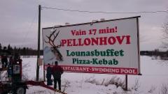 Ennakkomainos Hotelli Pellonhovi