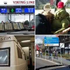 Matkalla Visbyhyn