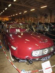 V-8 auto tämäkin. Tatra