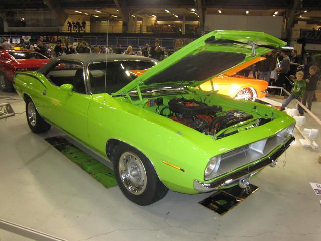 -70 Plymouth Cuda
