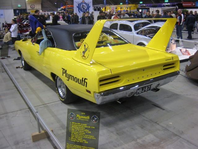 SIIPIauto -70 Plymouth Superbird