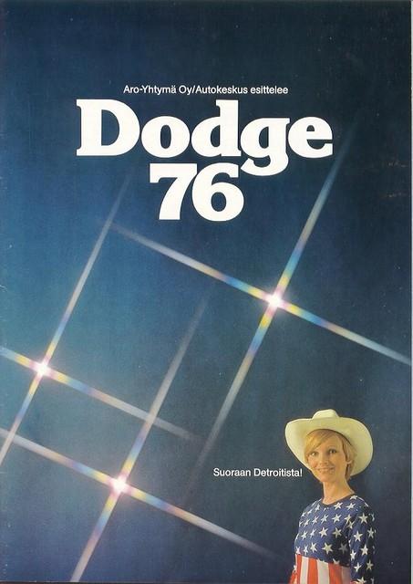 dodge -76 - aro yhtym� (1)
