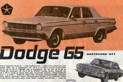 dodge dart -65