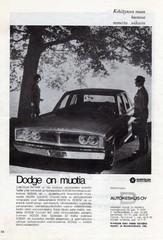 dodge coronet -66