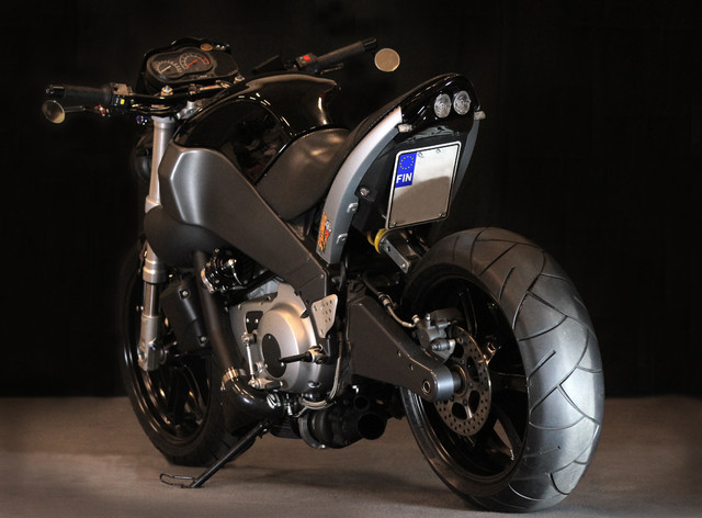 Buell xb12 turbo
