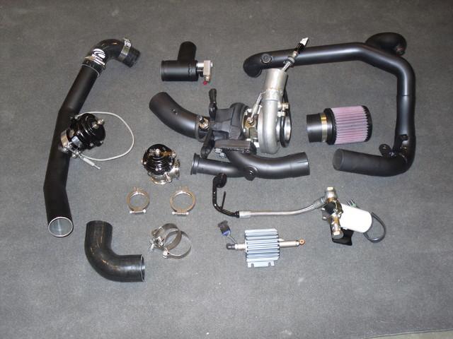Buell turbokit