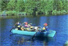 19-8-1999 2 naruska river lapland