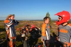 24-8-05 saariselka lapland team action park