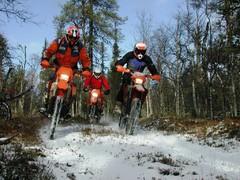 2-10-02 5 sun and snow are back in saariselka