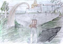 Nuutti Kervinen, lukiosarja 2.palkinto