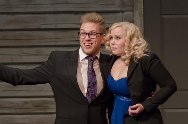 Miika Aarnio ja Minna Juuti