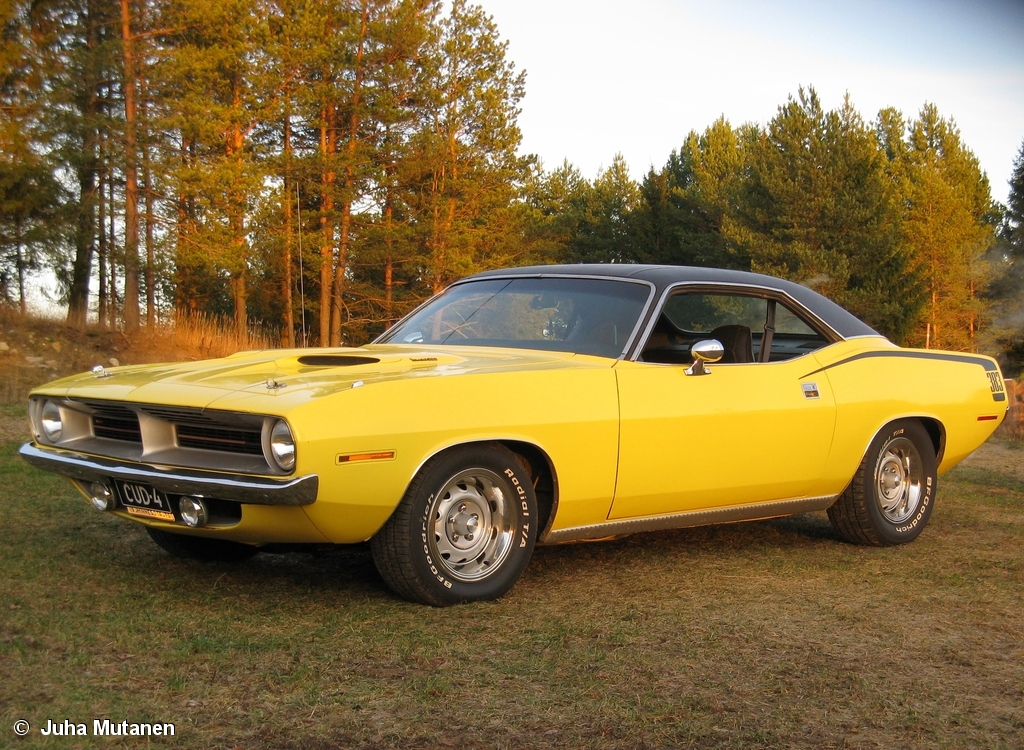 1970 Plymouth Hemi Cuda For Sale Could Be The Most