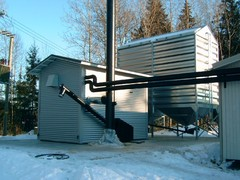 Maskun neurologinen kuntoutuskeskus, 500 kW