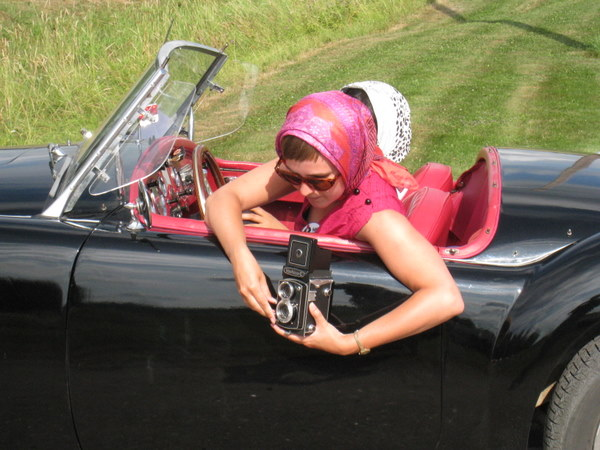 20010 Naisten Automobiiliajot