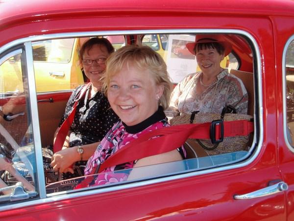 2010 Naisten Automobiiliajot