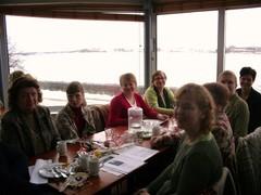 2008 Naistenpäivän lounas