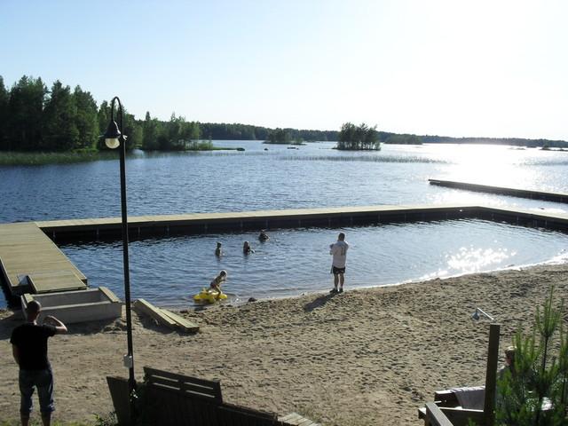Uimala Siikaisissa