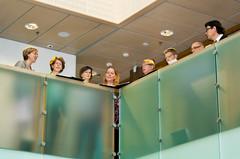 Belcanto kvartetti esiintyi juhlassa (kuva: Pekka Koski)