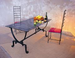 Sampson Ruokapöytä (runko 60x160x74cm)
