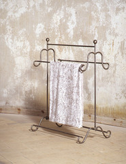 Pyyhe-vaate Teline