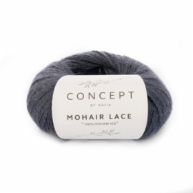 Mohair Lace, Concept by katia 25g